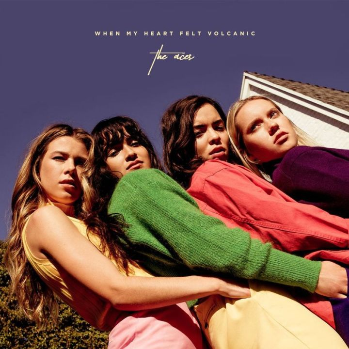 The Aces – When My Heart Felt Volcanic | Recensione Album